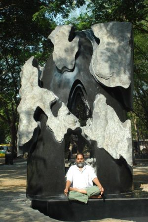 Sculptor and His Creations